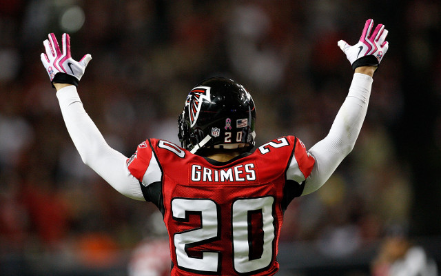 Brent Grimes signs one-year deal with Miami Dolphins