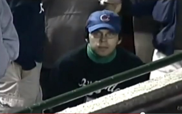 (Video) Chicago Cubs star Steve Bartman's infamous play against Florida Marlins: ten years on