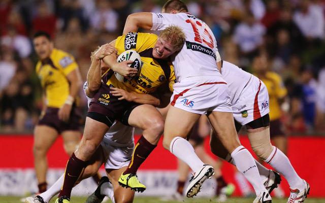 Tired Brisbane Broncos outlast St George