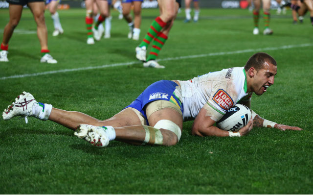 Blake Ferguson's sobering future with the Canberra Raiders