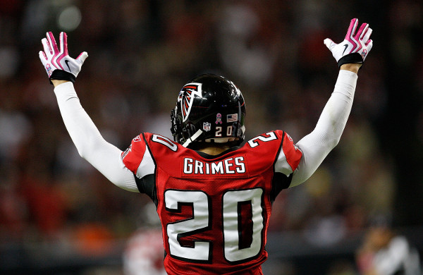 Brent Grimes signs $5.5m contract with Miami Dolphins