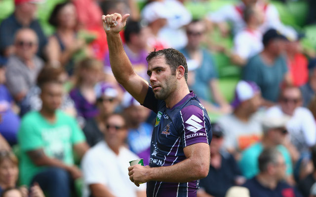 Melbourne Storm beat South Sydney Rabbitohs 16-12: match report with video