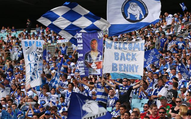 Canterbury fans