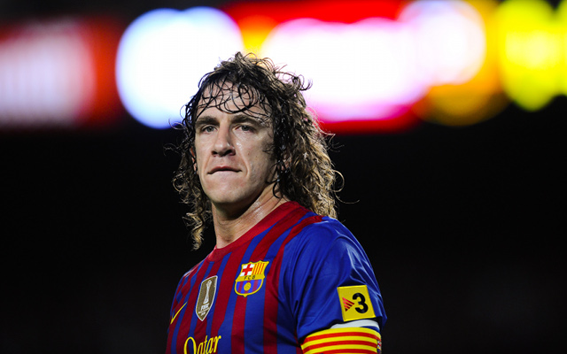 Paper Talk: 'Thanks Puyol' as Barcelona legend reveals his decision to leave
