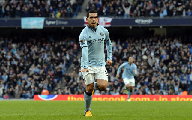 Carlos Tevez's Manchester City exit hits a stumbling block