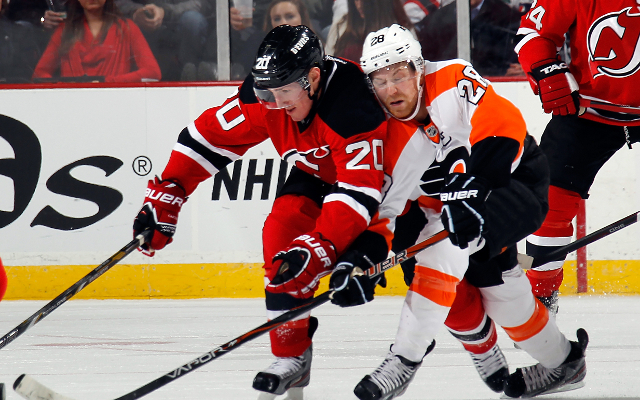 (Video) Philadelphia Flyers seal shootout win over New Jersey Devils