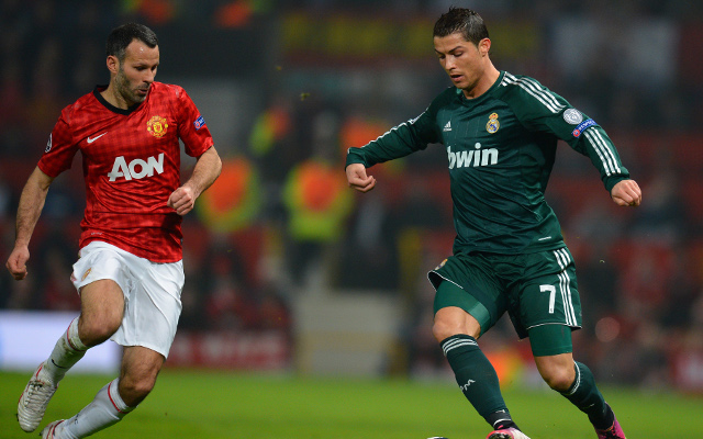 Ryan Giggs – Nani red card was massive shock
