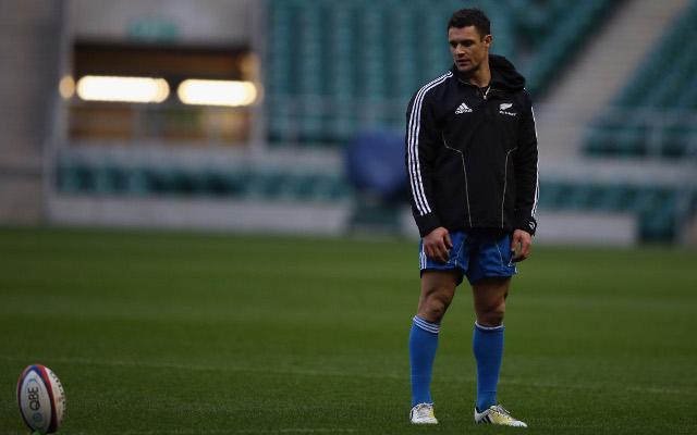 New Zealand All Blacks legend Dan Carter speaks of dilemma between sabbatical and Japanese move