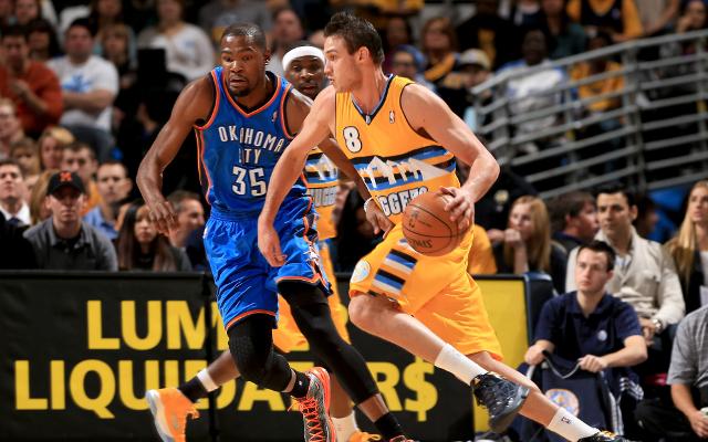 (Video) Denver Nuggets 114-104 Oklahoma City Thunder: NBA Highlights