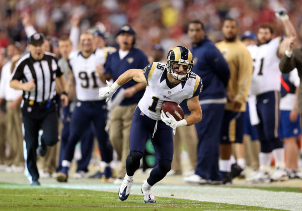 (Video) New England Patriots sign wide receiver to replace Wes Welker