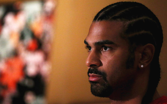 David Haye accused of committing £341,000 property fraud in Dubai