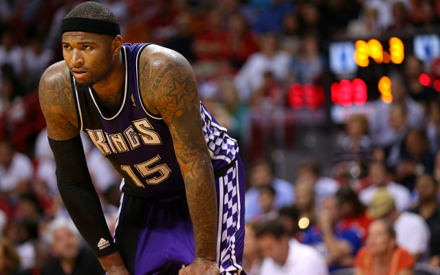 DeMarcus Cousins could be shut down for rest of season by Sacramento Kings