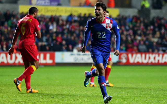 Wales 1-2 Croatia: World Cup qualifying match report