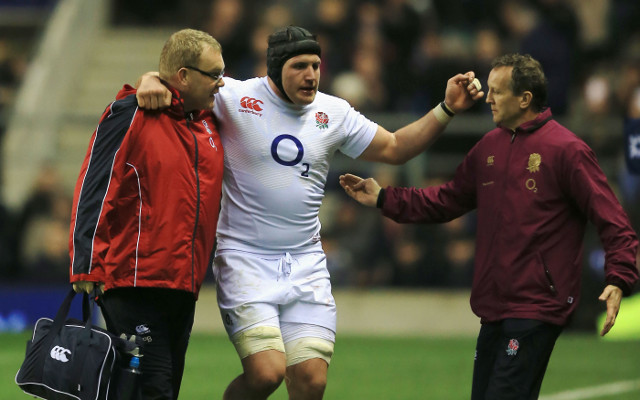 England star Ben Morgan out with injury for Wales clash