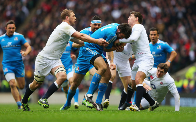 (Video) England 18-11 Italy: Six Nations rugby highlights