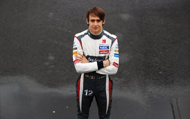 (Video) Sauber F1's Esteban Gutierrez prepares for opening race