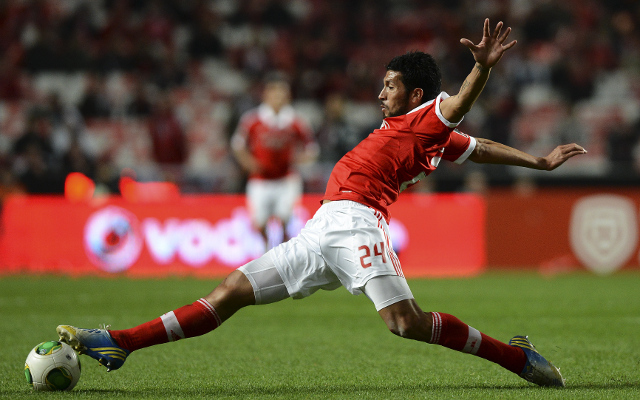 Benfica star hopes 'superagent' can help secure move to Manchester United