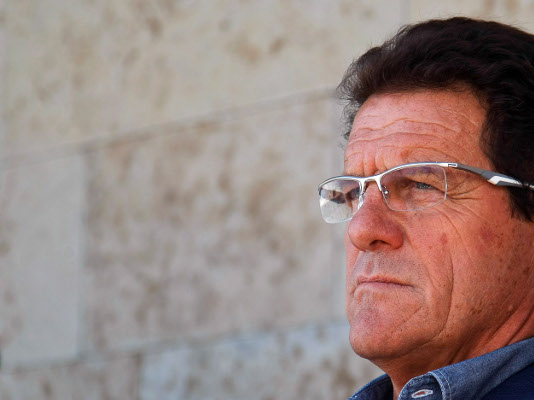 Former England boss Fabio Capello rejects PSG speculation