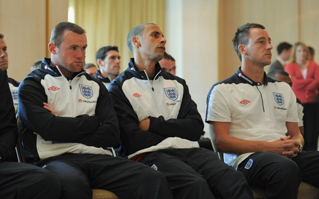 Rio Ferdinand and Ben Foster recalled to England squad