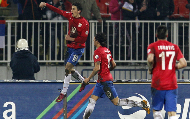 Serbia 2-0 Scotland: World Cup qualifying match report