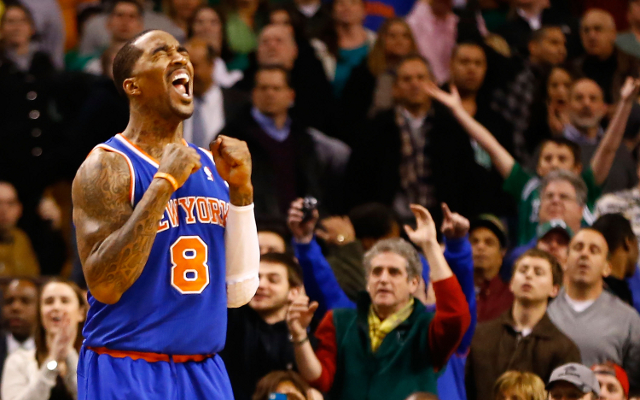 J.R. Smith declines New York Knicks option to become free agent