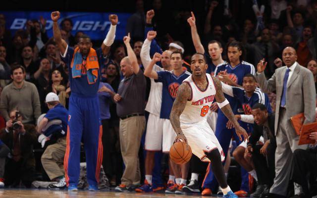 (Video) Charlotte Bobcats 102-111 New York Knicks: NBA highlights