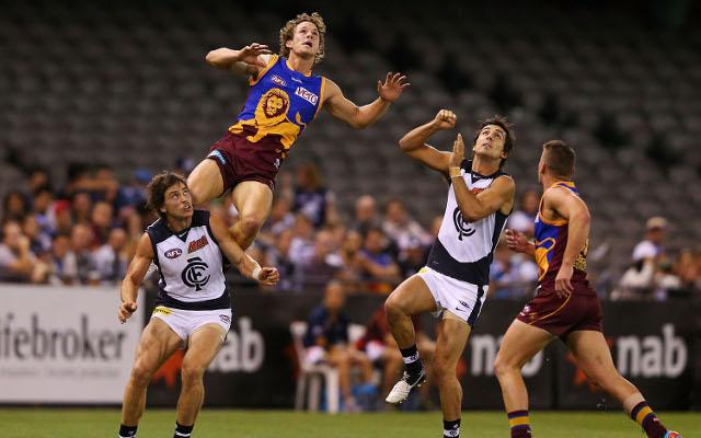 Jack Redden Brisbane lions Carlton Blues