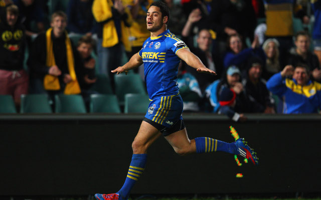(Video) Parramatta Eels 2013 season preview by Jarryd Hayne