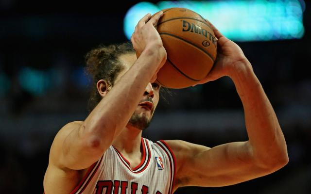 Chicago Bulls star Joakim Noah reveals injury frustration