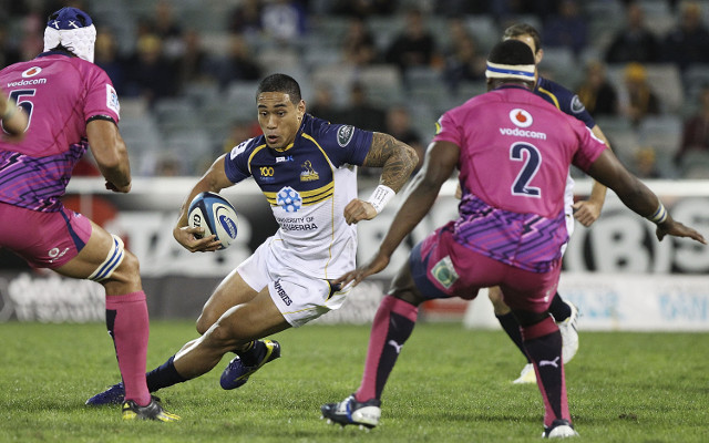 Joe Tomane ACT Brumbies