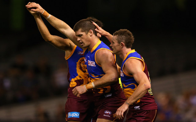 Brisbane Lions pounce in second half of NAB Cup final