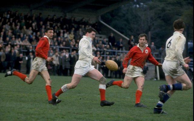 Keith Jarrett England Wales 1968