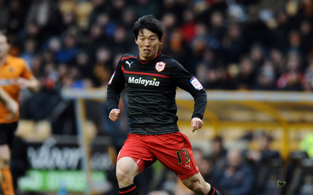 (Video) Kim Bo-Kyung targets promotion with Cardiff