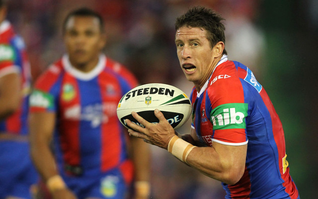 Kurt Gidley: Newcastle Knights skipper confirms Warrington Wolves move