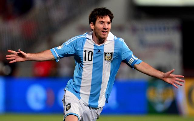 (Video) Argentina 3-0 Venezuela: World Cup qualifying highlights