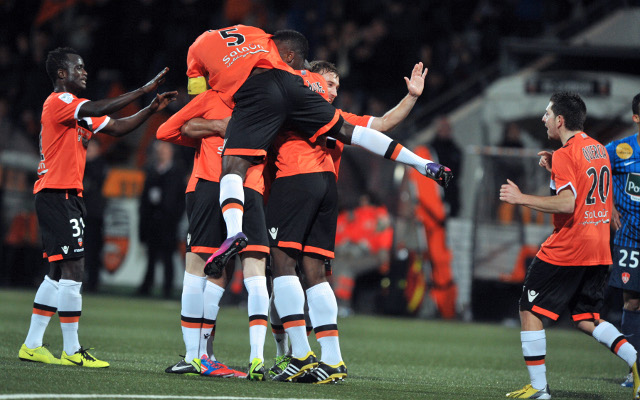 (Video) Lorient 4-0 Brest: Ligue 1 highlights