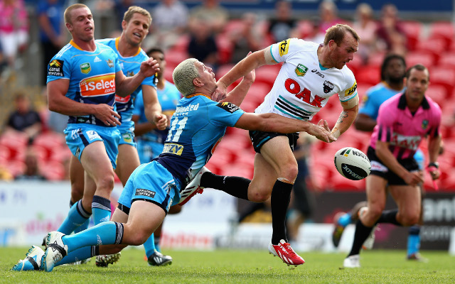 Luke Walsh Penrith Panthers