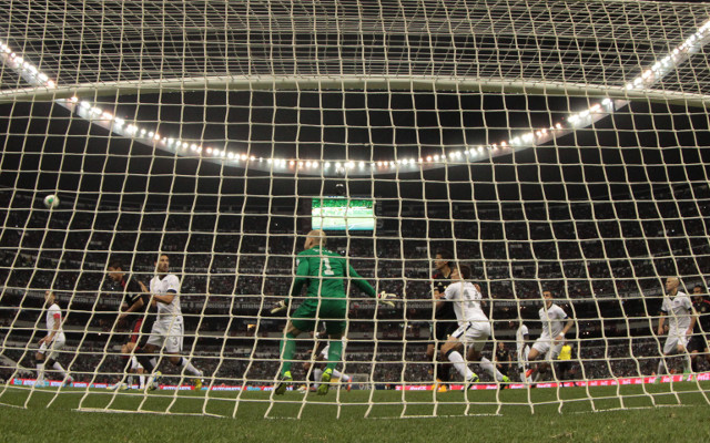 Mexico 0-0 USA: CONCACAF World Cup qualifying match report