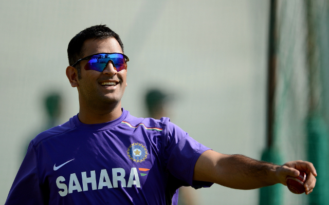 Indian cricket captain MS Dhoni out of Asia Cup due to strain