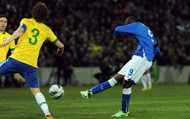 "Brazil legend warns Mario Balotelli not to throw away his talent ""like Adriano did"""