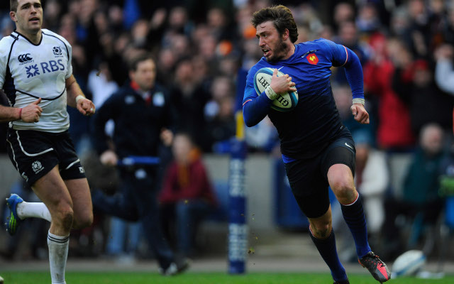 Maxime Medard returns for France ahead of Six Nations clash with Ireland