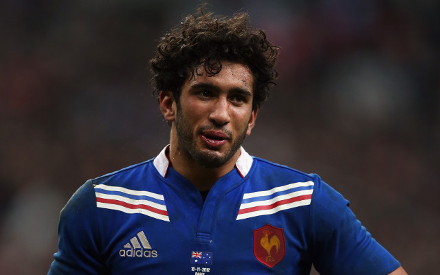 Maxime Mermoz denies falling out with France coach Philippe Saint-Andre