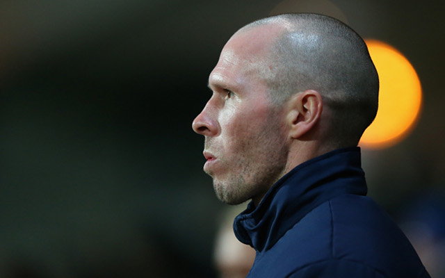 Blackburn Rovers sack manager Michael Appleton after just 15 games in charge