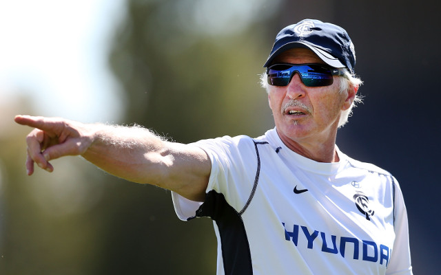 Mick Malthouse sacked by Carlton after poor start to 2015 AFL season