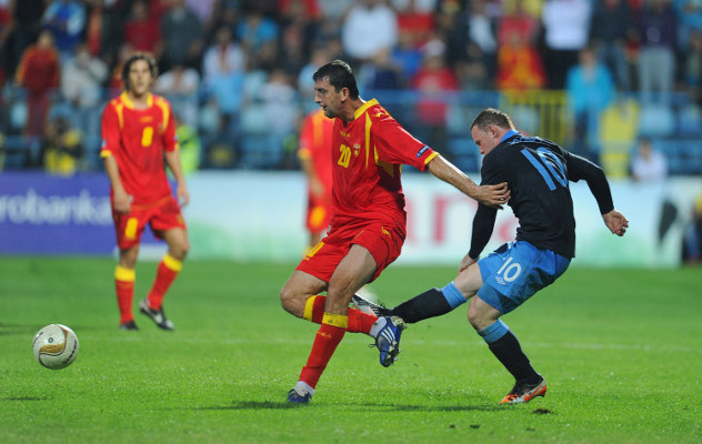 (Video) Dzudovic tells Montenegro to keep their feet on the ground ahead of England showdown