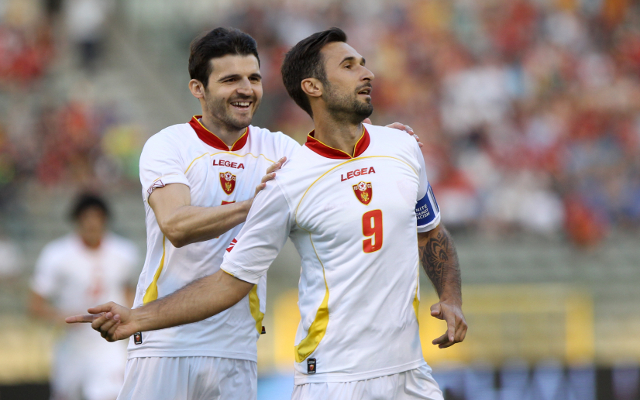 Montenegro star Mirko Vucinic wrong to highlight England defence as weak link