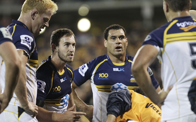 ACT Brumbies beat Northern Bulls after the siren in Super Rugby thriller