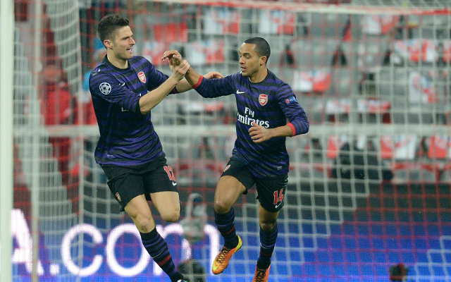 Arsenal LEGEND backs striker DUO to score 30-40 goals for Gunners this year