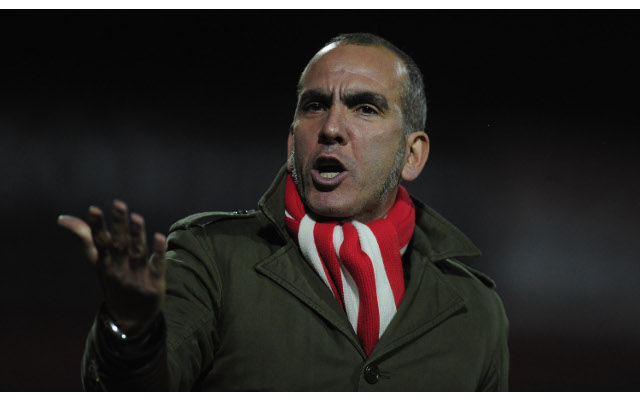 Paolo Di Canio in talks with Sunderland over manager's position