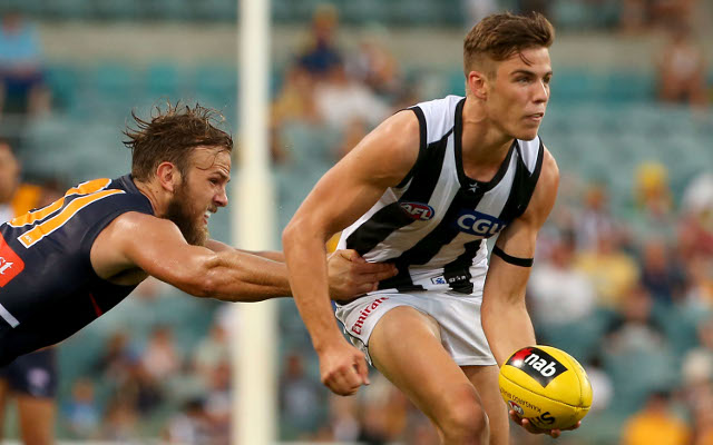 (Video) Collingwood v West Coast Eagles: NAB Cup round two highlights